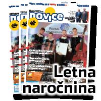 Letna naročnina na časopis NOVICE
